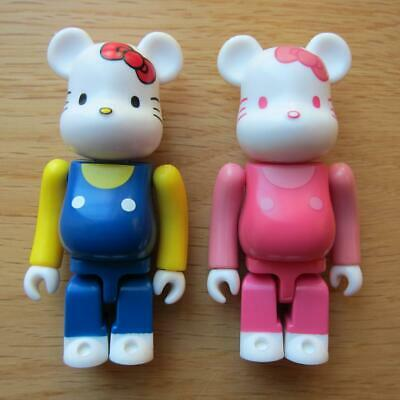 $72.05 • Buy Bearbrick Kitty Secret Series 18 2 Body Set