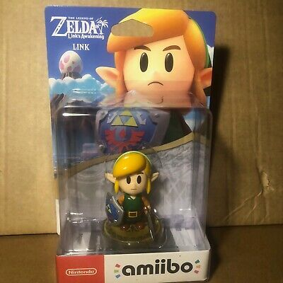 AU40 • Buy Nintendo Amiibo Link -The Legend Of Zelda Link's Awakening