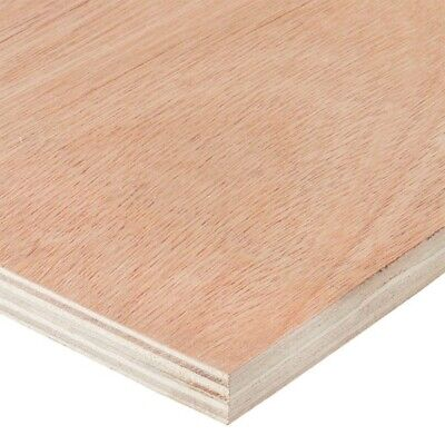 Plywood Birch Alder Ply Sheets / Board Size 6 X 400 X 800 Mm FREE PP 2 & 4 Pack • 26.99£