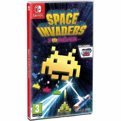 AU38.17 • Buy Space Invaders Forever Nintendo Switch Game