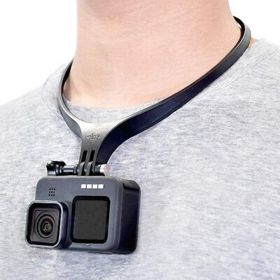 $ CDN63.25 • Buy [Glider] Gopro Accessories For Neck Mount? Air Matte Black Made In Japan