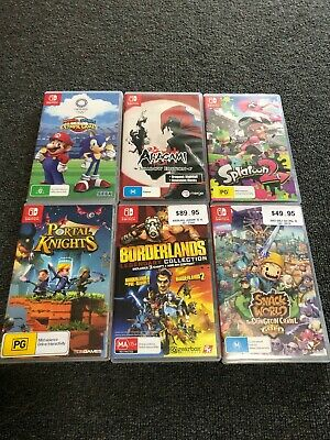 AU45.95 • Buy Nintendo Switch Games - Individually Priced