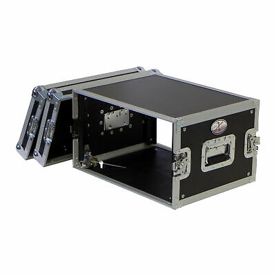 £103.72 • Buy ProX X-6UE 6U 14  Deep 19  Wide Deluxe Effects Rack For Easy Locking Fit/Tongue