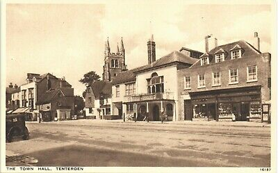 £5 • Buy Tenterden. The Town Hall # 16187 By J.Salmon.