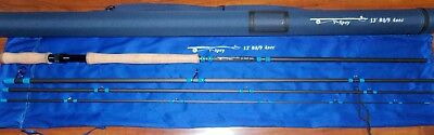 $ CDN145.04 • Buy 8/9 WT V-Spey  Fly Fishing Rod  13 Ft  4 Sec. With Tube  FREE 3 DAY SHIPPING