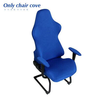 AU25.73 • Buy Elastic Chair Covers Computer Seats Gaming Chair Office Armchairs Protector AU