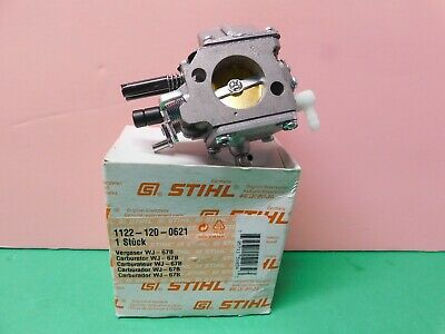 £73.12 • Buy Oem Carburetor For 064 066 Ms650 Ms660 Stihl Chainsaw  #1122 120 0621--up913