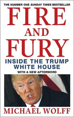 AU19.55 • Buy Michael Wolff-Fire And Fury BOOK NEW