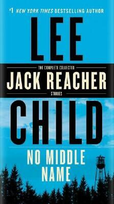 No Middle Name By Lee Child (author) • 8.40£