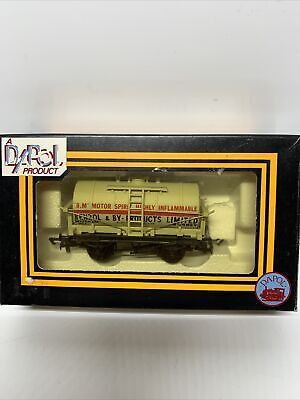 £16.99 • Buy Dapol B136 OO Gauge 12 Ton Tank Wagon Benzol By Products Mint Boxed Unused