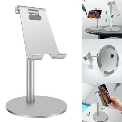 Universal Adjustable Portable Tablet Holder Stand Desk For IPad Phone IPhone UK • 8.37£