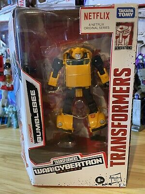AU49.99 • Buy Transformers War For Cybertron Netflix Bumblebee NIB Express Shipping