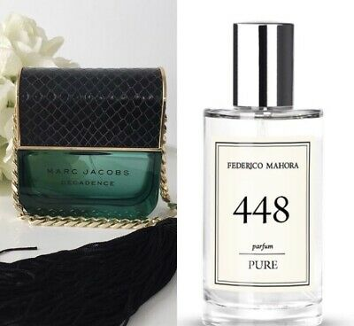 FM 448 Women's 50ml Perfume - Inspired By Marc Jacobs Decadence • 18£