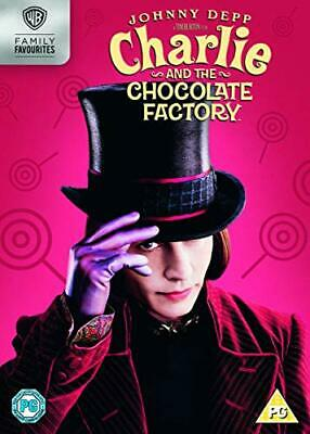 £3.43 • Buy Charlie And The Chocolate Factory [DVD] [2005]