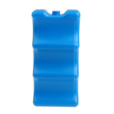 Portable Plastic Freezer Ice Blocks Case Box For Camping Picnic Lunch Blue • 19.70£