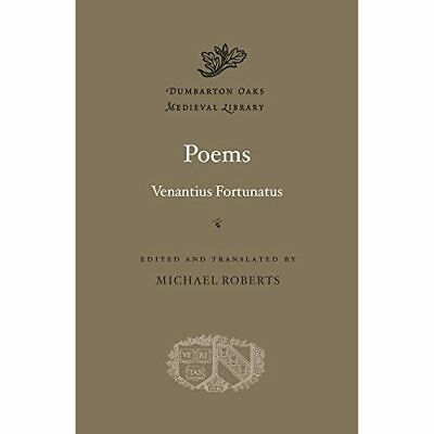 Poems - Dumbarton Oaks Medieval Library (Hardback) - Hardback NEW Fortunatus, Ve • 33.74£