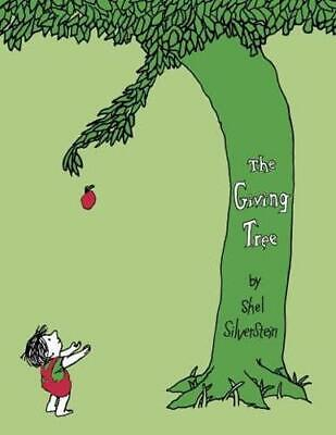 The Giving Tree By Shel Silverstein • 9.15£