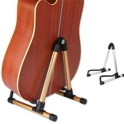 $ CDN20.81 • Buy Folding Guitar Stand Music Electric Acoustic Free Standing A Frame Stand YW