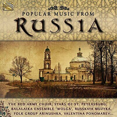 £17.49 • Buy Red Army Choir - Popular Music From Russia New Cd