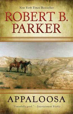 Appaloosa, Paperback By Parker, Robert B., Brand New, Free Shipping In The US • 10.61£