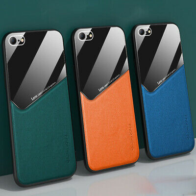 Case For IPhone 11 12 Pro Max X XR XS 7 8 Plus Magnetic Leather Shockproof Cover • 3.58£