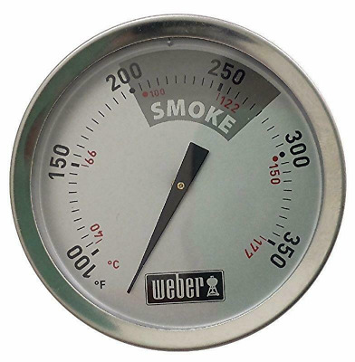 $ CDN36.78 • Buy 22.5  Grill Thermometer 63029 For Weber Smokey Mountain Cooker 731001