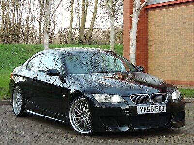 BMW 3 Series 335i, AUTO VOGUE, SWAP, PX, SHOW CAR, MODIFIED, STANCE, RARE, TURBO • 7,995£
