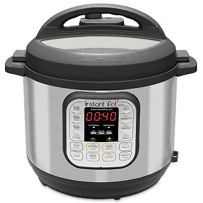 $ CDN169.63 • Buy Instant Pot DUO80 8-Quart 7-in-1 Multi-Use Programmable Pressure Cooker, Slow Co