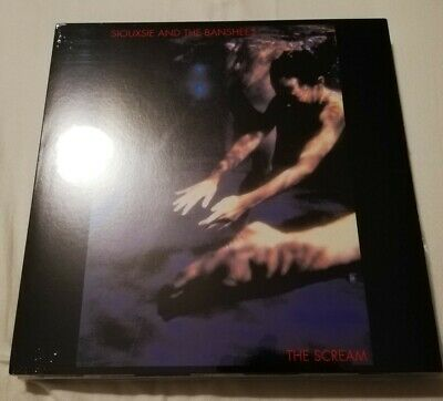 Siouxsie And The Banshees - The Scream Lp Satblp01 Polydor Reissue 2018 Sealed! • 13.99£