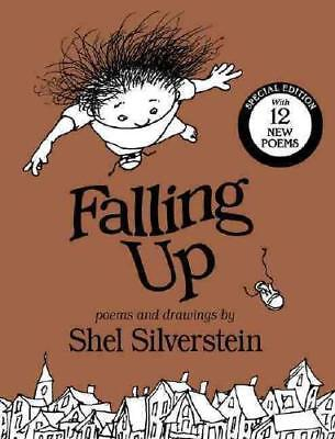 Falling Up By Shel Silverstein (author) • 16.23£