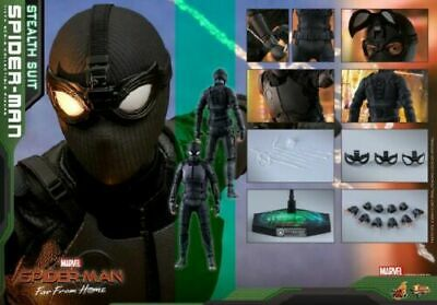 $ CDN247.89 • Buy New Hot Toys MMS540 SPIDER-MAN: FAR FROM HOME 1/6 Stealth Suit Normal Ver.
