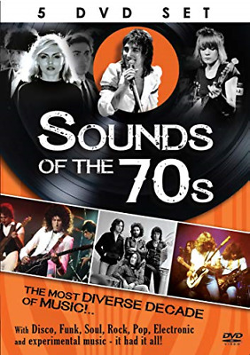 Sounds Of The 70's DVD (2019) • 9.99£