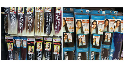 Expression Ultra Braids Xpression Hair Extension-Pre Stretched N Pulled  • 5.99£
