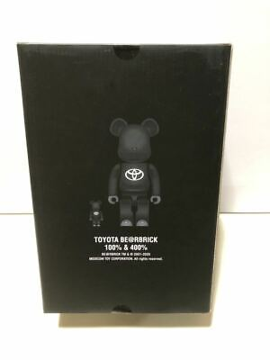 $418.39 • Buy Super Rare Toyota Bearbrick 100 400 Be Rbrick Drive Your Teenage Dreams