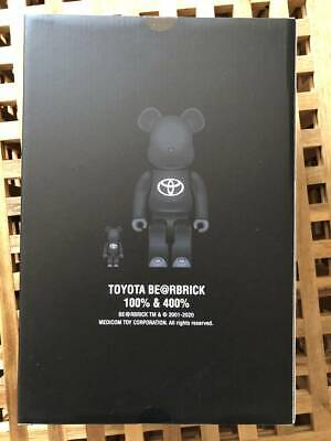 $493.16 • Buy Toyota / Drive Your Teenage Dreams Bearbrick Be Rbrick 100 400 Set Medicom Toy