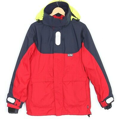 £79.99 • Buy GILL OS3J SOUTHERN CROSS JACKET Sailing Yachting Offshore Men Size S MJ2134