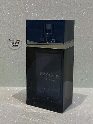 £79.99 • Buy Calvin Klein Encounter Eau De Toilette Spray 100ml (Please, Read Description)