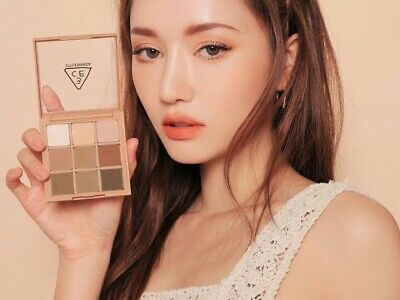 AU68 • Buy 3CE Mood Recipe Multi Eye Color Palette #Smoother