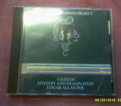 £3.99 • Buy Alan Parsons Project-tales Of Mystery & Imagination...usa Cd