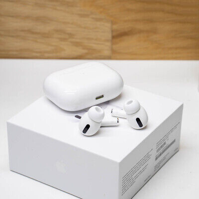 AU114.99 • Buy Apple Airpods Pro Wireless Charging Case Noise Cancellation Refurbished By Apple