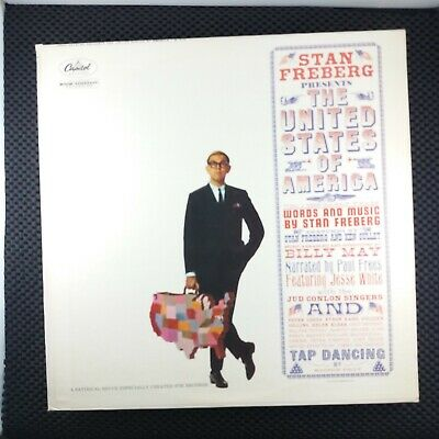 £14.55 • Buy Stan Freberg Presents The United States Of America, Vol. 1: The Early Years LP