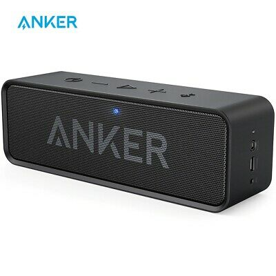 AU58.57 • Buy Anker SoundCore 2 Portable Bluetooth Wireless Speaker IPX7 Water Resistance