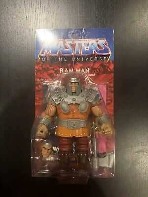 $195.16 • Buy Masters Of The Universe Classics Ultimate Ram Man Super7 With Shipper Motuc