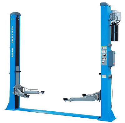 TROMMELBERG GERMANY 2 Post Lift, 2 Years Warranty, 4 Ton, Three Stage Arms   • 1,349£