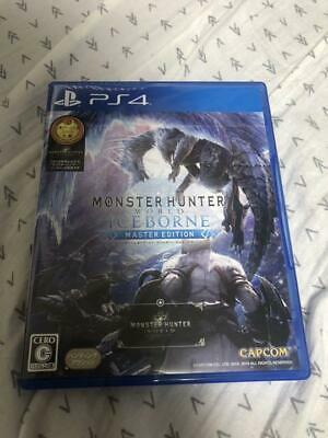 AU131.39 • Buy Ps4 Monster Hunter World Ice Bone Master Edition
