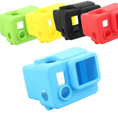 $ CDN9.74 • Buy For GoPro Hero 3+ Protective Case Shell Camera Accessories Cover Housing Green