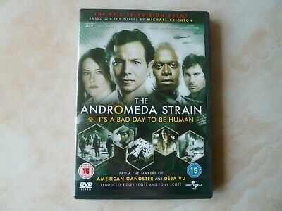The Andromeda Strain - The Mini-Series - Complete (DVD, 2008, 2-Disc Set) • 1.99£