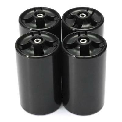 AU6.45 • Buy 4pcs Battery Converter Case Durable Battery Holder Converter AA To D Size Type