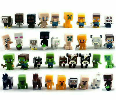 AU23 • Buy NEW 36pcs/lot More Characters Action Figure Child Toys Cute Gift 1-2 Series