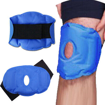 Surgery Ice Adjustable Reusable Gel Pack Wrap Knee Patch Hot And Cold Heat • 10.79£